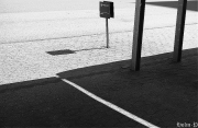 Victors parking lot