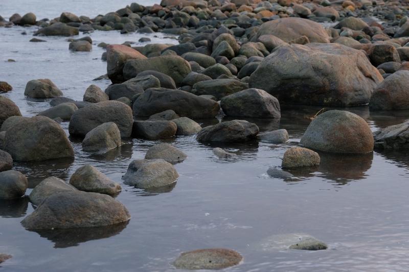 Lavvande ved Frydenstrand
